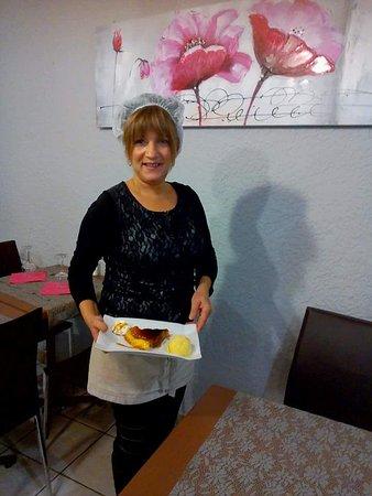 Moirans, France: Pizza D'antan