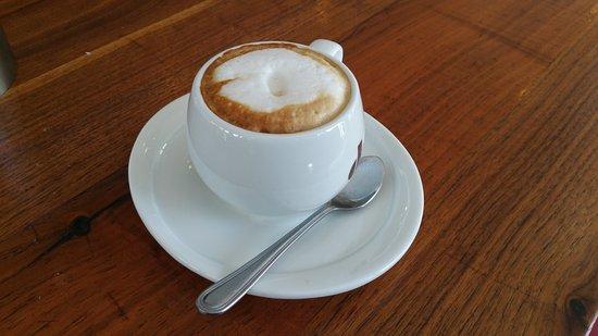 Dunwoody, GA: Cappuccino