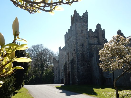 Howth Castle: Very historic