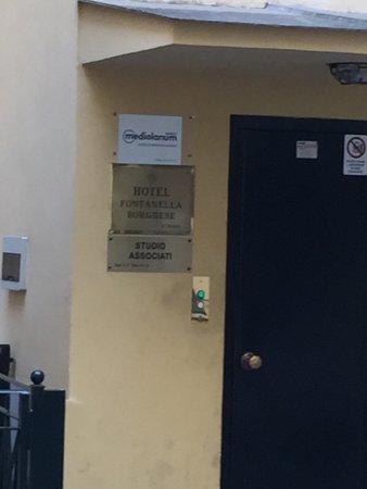 写真ホテル フォンタネッラ ボルゲーゼ枚