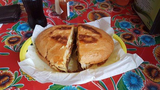 Palm Beach Gardens, FL: Barbacoa torta
