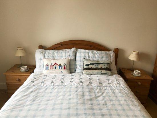 Trevian Lodge B&B: Sea Glimpses room