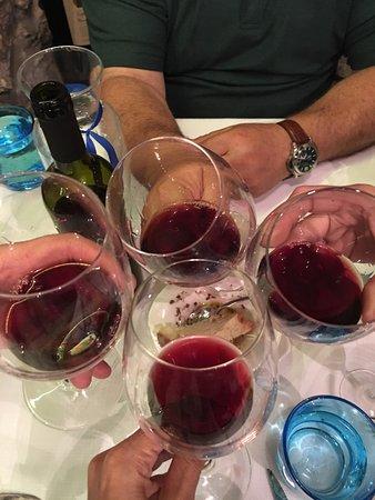 Ristorante Cicirinella: affordable food and wine