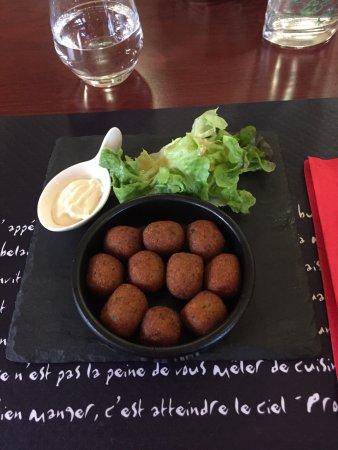 Auberge Everhotel Tarbes Restaurant