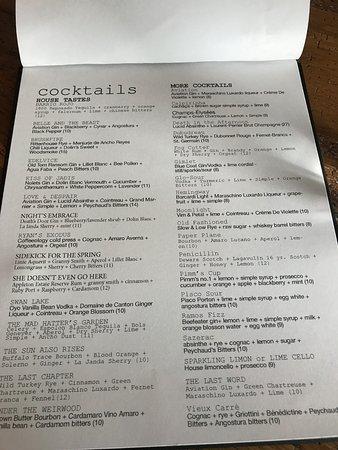 Delaware, OH: cocktails