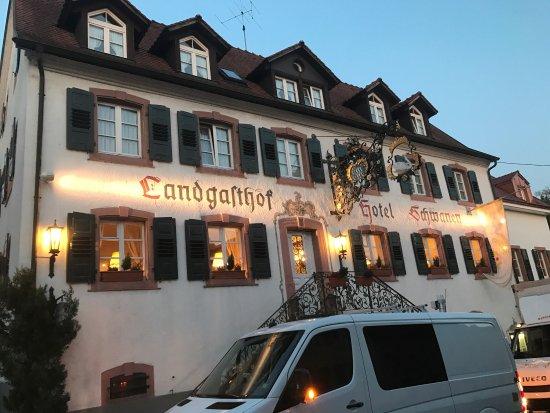 Бад-Беллинген, Германия: Leuk hotel met lekker en zeer verzorgd eten met super personeel
