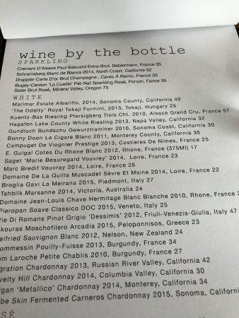 Delaware, OH: wines by bottle