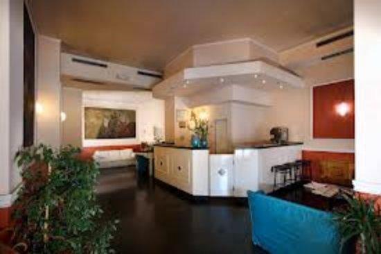 Hotel San Felice: reception