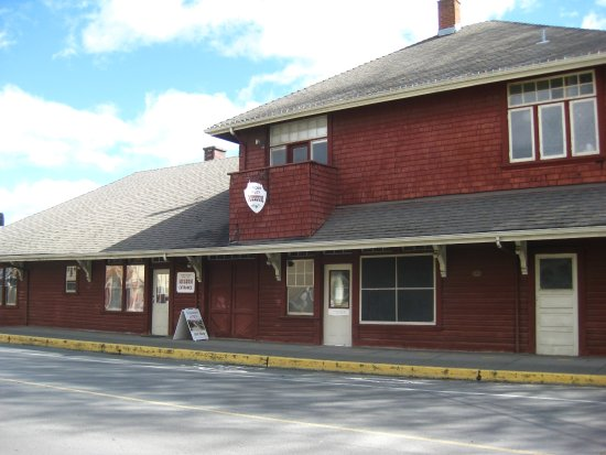 Duncan, Canadá: Small but excellent Museum located in old train station.