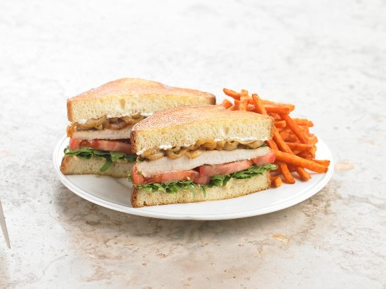 Rialto, CA: Chicken Sandwich