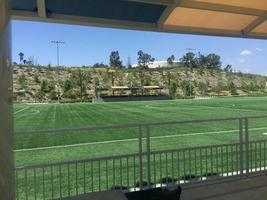 Lake Forest Sports Park: Beautiful fields