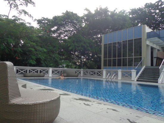 Hotel singapore piscina hotel fort canning piscina para for Piscina singapur