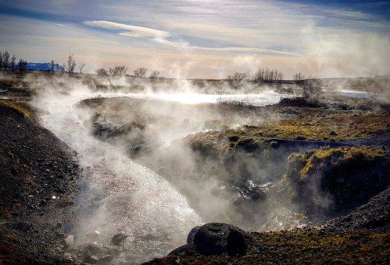 Reykholt, Iceland: Deildartunguhver Thermal Spring