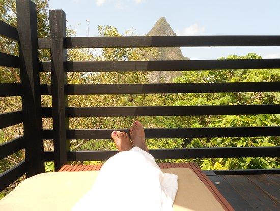 Boucan by Hotel Chocolat: poolside views