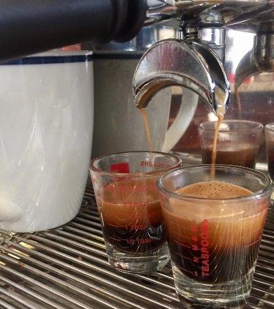 Bellefonte, PA: Espresso