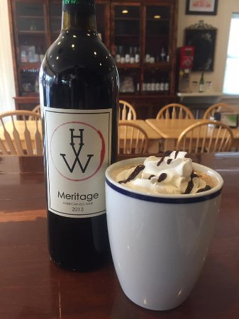 Wine and Cafe on the Park: Meritage