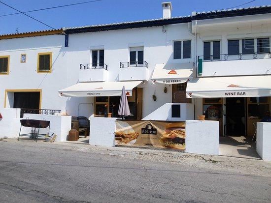 Portalegre, Portugalia: Restaurante À do Ferro