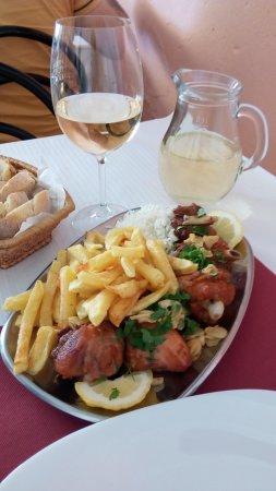 Portalegre, Portugalia: Galinha Tostada