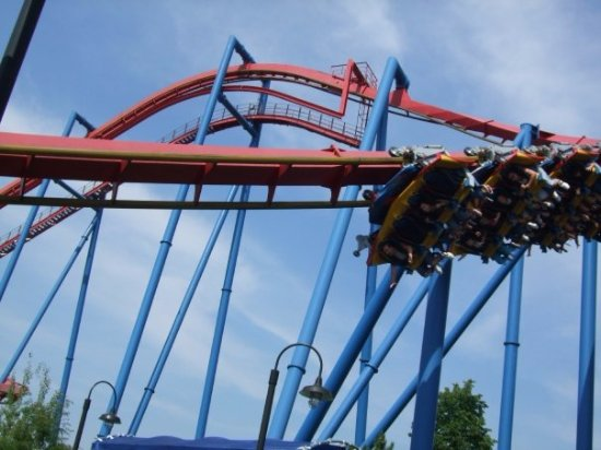 Six Flags Great America: Superman