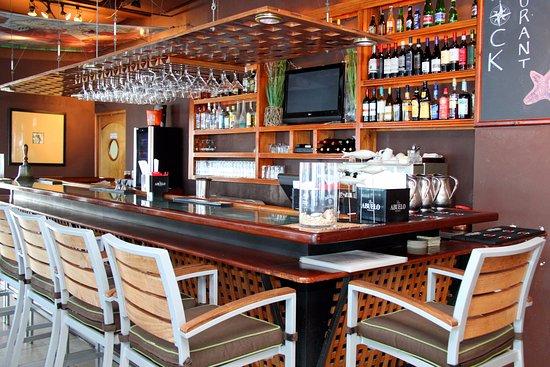 Fort Sherman, بنما: Restaruant bar