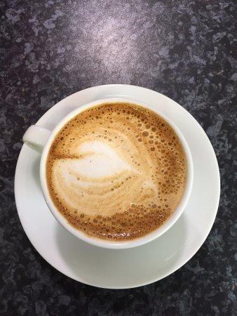 Aberporth, UK: Coffee anyone?