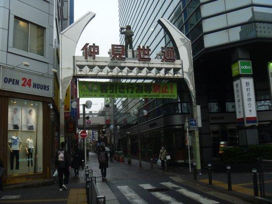 Kawasaki Station Nakamisedori