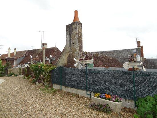 Betz-le-Chateau, Γαλλία: haute cour