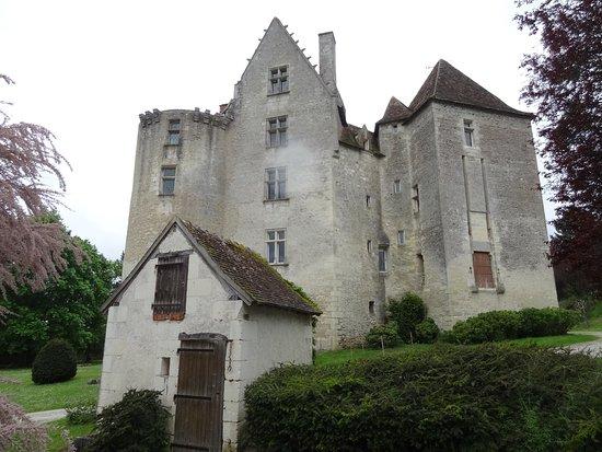 Betz-le-Chateau, Γαλλία: le château monument historique