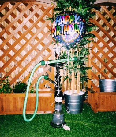 The Shisha Bar: Celebrating a birthday? Do something different, book the bar.