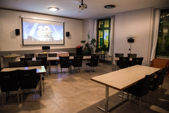 Bex, سويسرا: Salle de conférence