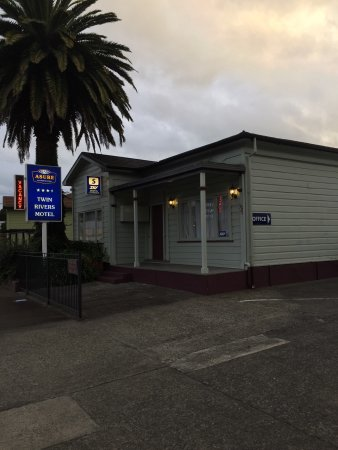 Taumarunui, Nowa Zelandia: Twin Rivers Motel