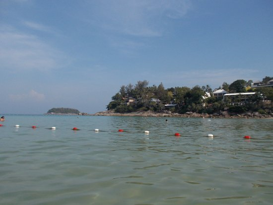 Kata Noi Beach: Desde el agua