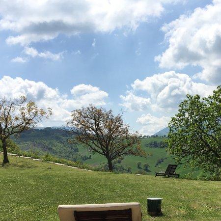 Cagli, Ιταλία: Un pezzetto di giardino