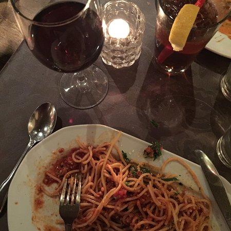 Zefferelli's: Spaghetti bolognese