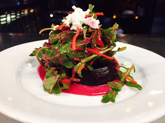 Bowmanville, Canada: Roasted Beet Salad