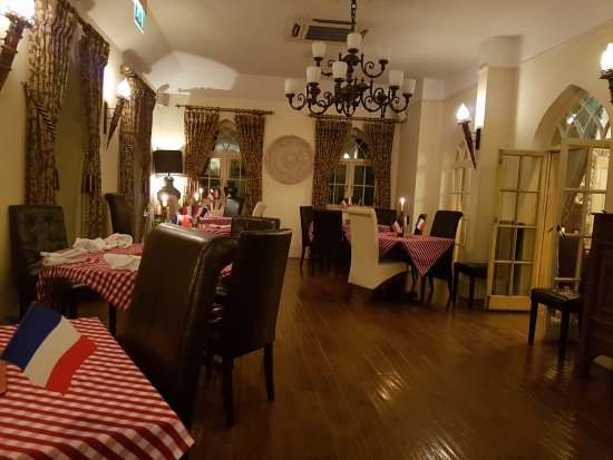 Angmering, UK: Restaurant