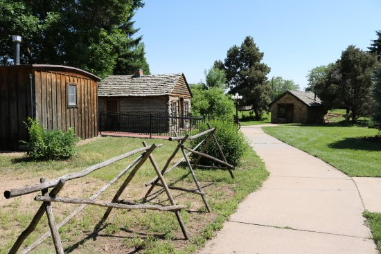 Greeley, CO: Some of northern Colorado's oldest and best preserved buildings are located at Centennial Villag