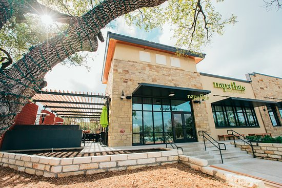 Napa flats austin restaurant reviews phone number for Dining at at t conference center austin