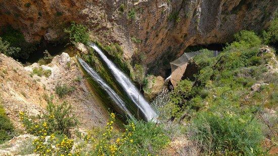 Metulla, Israel: водопад Танур
