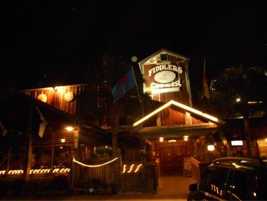 The Fiddler Restaurant Savannah Ga