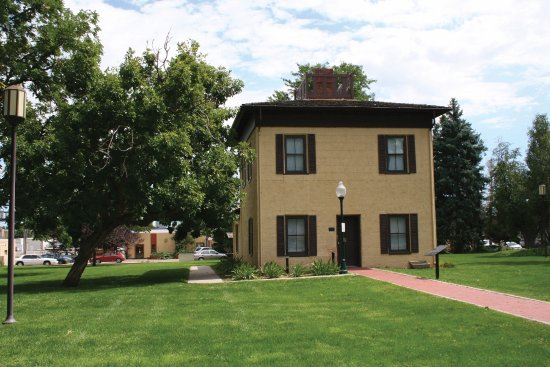 Greeley, CO: Tour the museum by appointment.