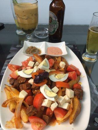 Kiwi's Café restaurante: photo0.jpg