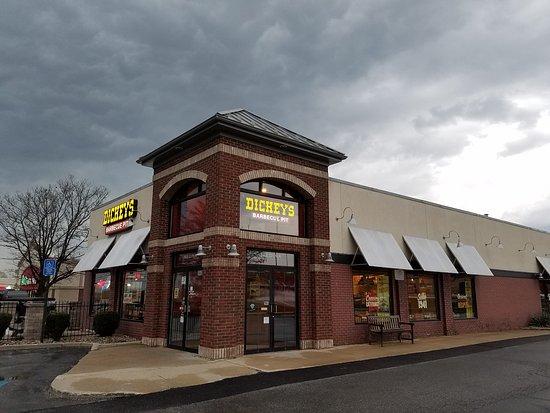 Medina, OH: the location