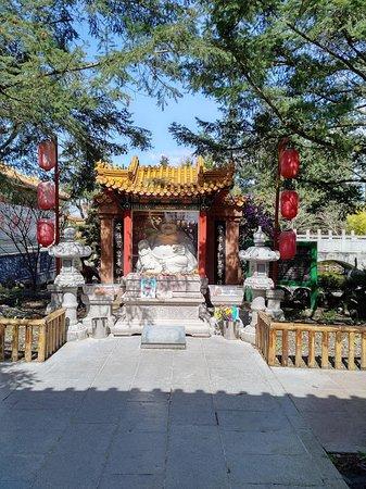 Richmond, Canadá: Entrance to the Temple.