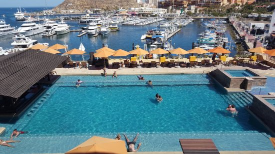 Tesoro Los Cabos: View From Our Balcony