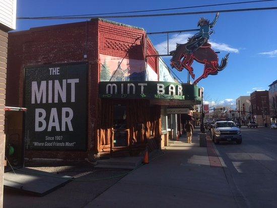 Sheridan, WY: The Mint Bar