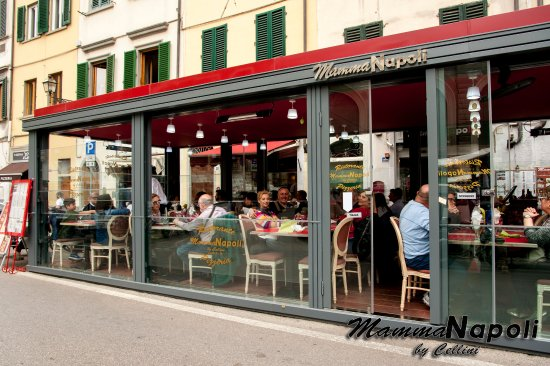 Amazing food and service - Review of Mamma Napoli By Cellini ...