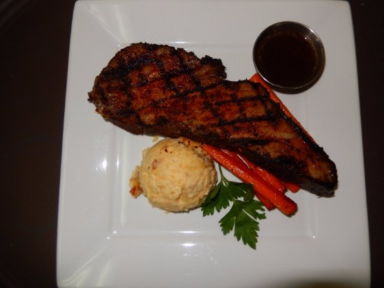 Stevensville, MT: Still Hungry? Try One of Chef Richard Marcus's Delicious Entrees We Specialize In Fish And Seafo