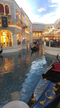 Venetian Hotel Is Connected Italy Theme With Gondola Rides Picture Of The Palazzo At The Venetian Las Vegas Tripadvisor