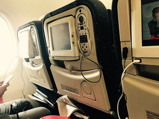 Classe economique photo de air france monde tripadvisor for Air france interieur classe economique
